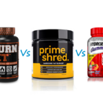 Burn XT vs PrimeShred vs Hydroxycut